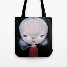 21 Grams Tote Bag