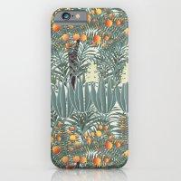 orange tree iPhone 6 Slim Case