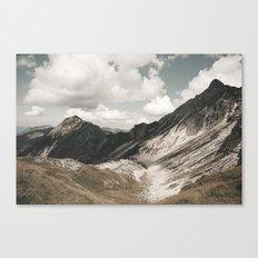 Cathedrals - Landscape P… Canvas Print