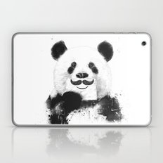 Funny panda Laptop & iPad Skin
