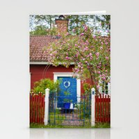 The Cottage. Stationery Cards