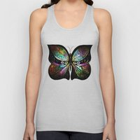 Morning Glory Unisex Tank Top