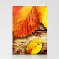 AUTUMN 1 Stationery Cards