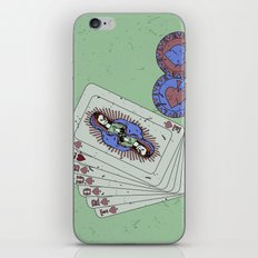 Hey boy, what's your game iPhone & iPod Skin