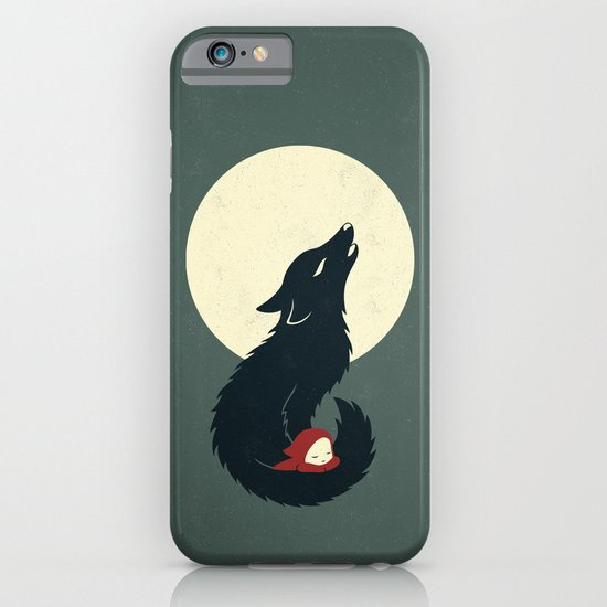 Little Red Riding Hood iPhone & iPod Case