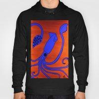 Leopold the Squid Hoody