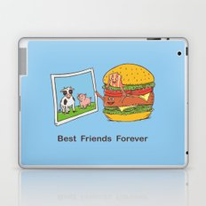 Best friends Forever Laptop & iPad Skin