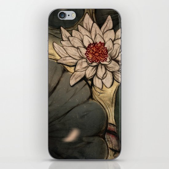 Lotus iPhone & iPod Skin