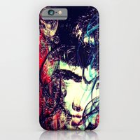 iPhone & iPod Case featuring Jolie Moly by Eleigh Koonce