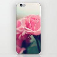 Dainty roses iPhone & iPod Skin