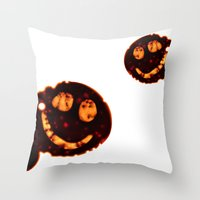Sweet On The Inside Throw Pillow