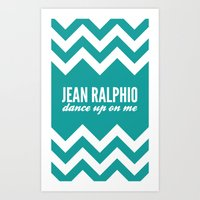 Jean Ralphio - Parks and Recreation Art Print