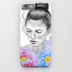Peony iPhone 6s Slim Case