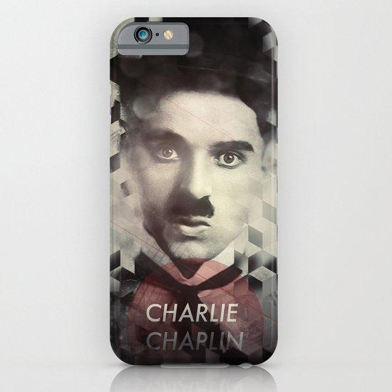 Charlie Chaplin iPhone & iPod Case