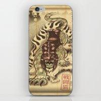 Battlecat iPhone & iPod Skin