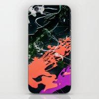 KOLORS 3 iPhone & iPod Skin