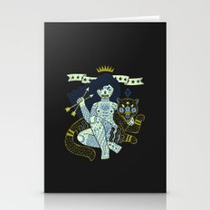 Perilous Queen Stationery Cards