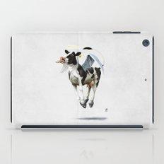 Holy Cow (wordless) iPad Case