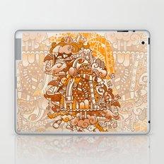 Ginger Monsterous Laptop & iPad Skin