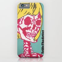 iPhone & iPod Case featuring Heiress by TrillsSmith