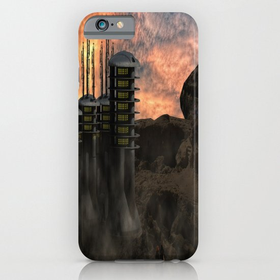 Modern outlook iPhone & iPod Case