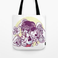 She (There's Nothing Left To Do But Sink) Tote Bag