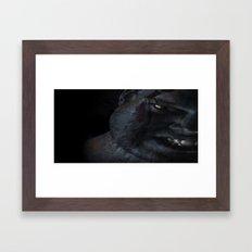 Ogre Framed Art Print