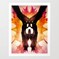 The Pact Art Print