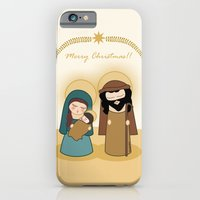 Kokeshis Nativity Scene … iPhone 6 Slim Case