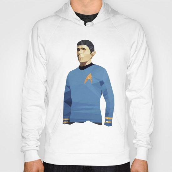 Polygon Heroes - Spock Hoody