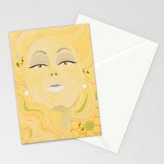 honey hive Stationery Cards
