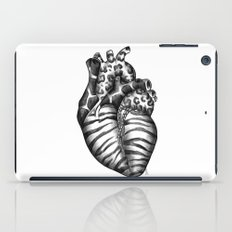 Heart gone wild iPad Case