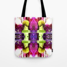 Heady Kaleidoscope Tote Bag