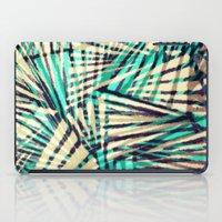 Tiger Stripes iPad Case
