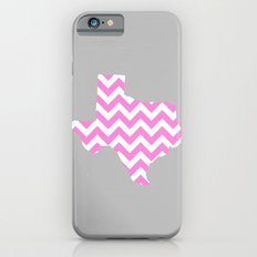 TEXAS {PINK} iPhone 6s Slim Case
