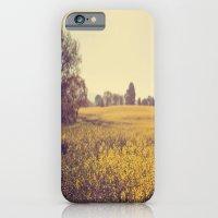 Vintage Field  iPhone 6 Slim Case