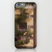 iPhone & iPod Case featuring The Girl Who Waited by RileyStark