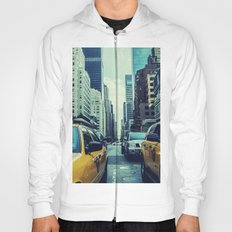 New York Yellow Cabs Hoody