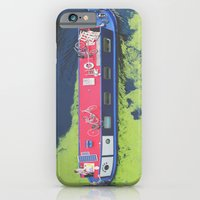 iPhone & iPod Case featuring Boat by @lauritadas