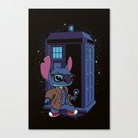 The 626th Doctor Canvas Print