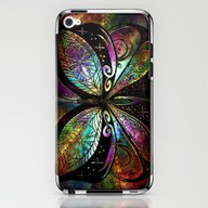 Morning Glory iPhone & iPod Skin