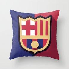 FCB Throw Pillow