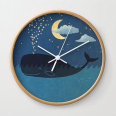 Star-maker Wall Clock