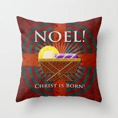 Noel! Throw Pillow