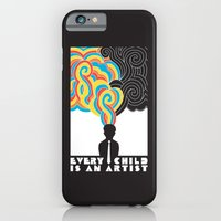 Every Child Is An Artist iPhone 6 Slim Case