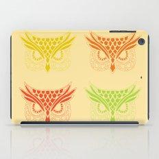 Owl Tribe iPad Case