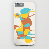horses iPhone & iPod Cases featuring Horses by Pablo Correa