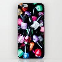 her options  iPhone & iPod Skin
