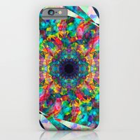 iPhone & iPod Case featuring R0++ by Luca Grs