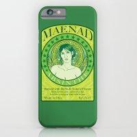 Maenad Absinthe iPhone 6 Slim Case